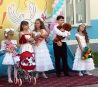 Торжественное открытие 1-ой очереди родильного отделения УЗ «Солигорская ЦРБ» после капитального ремонта