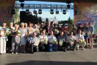 Проведение праздничных мероприятий ко Дню города и Солигорского района, Дню шахтера