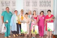 Чествование Солигорской районной организацией РОО «Белая Русь» матерей, дети которых родились в День Независимости Республики Беларусь
