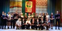 Торжественное мероприятие к тридцатилетию со дня основания Солигорской районной организации ветеранов и ко Дню Конституции Республики Беларусь в Солигорском районе